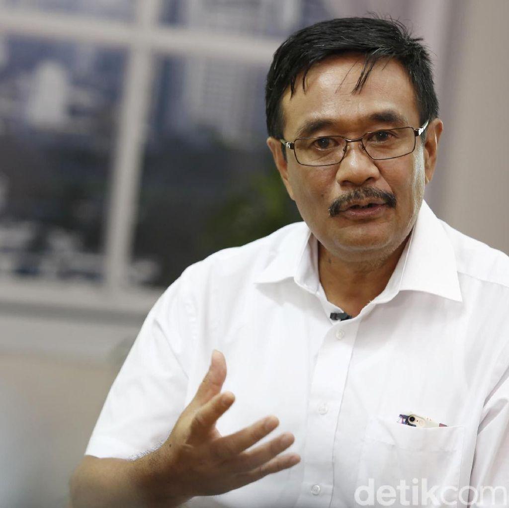 Wawancara Eksklusif Djarof Saiful Hidayat soal Masa Depan Ahok