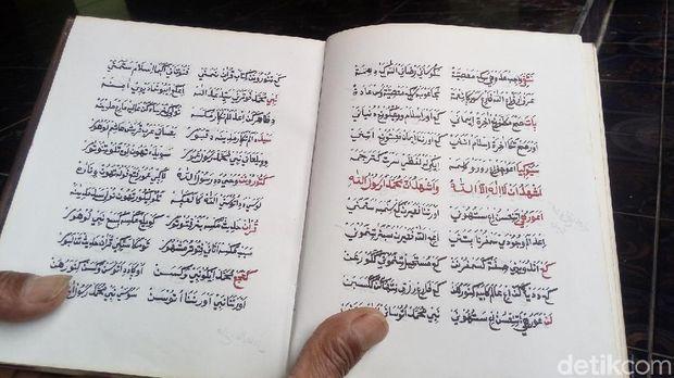 Kitab karya Haji Ahmad Rifai