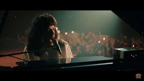 Aksi Rami Malek di Bohemian Rhapsody