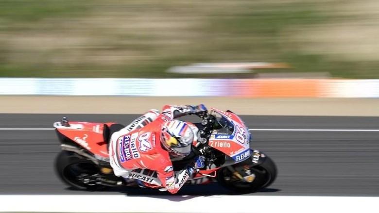Kompetitif di Jerez, Dovizioso Optimistis Tatap MotoGP Prancis