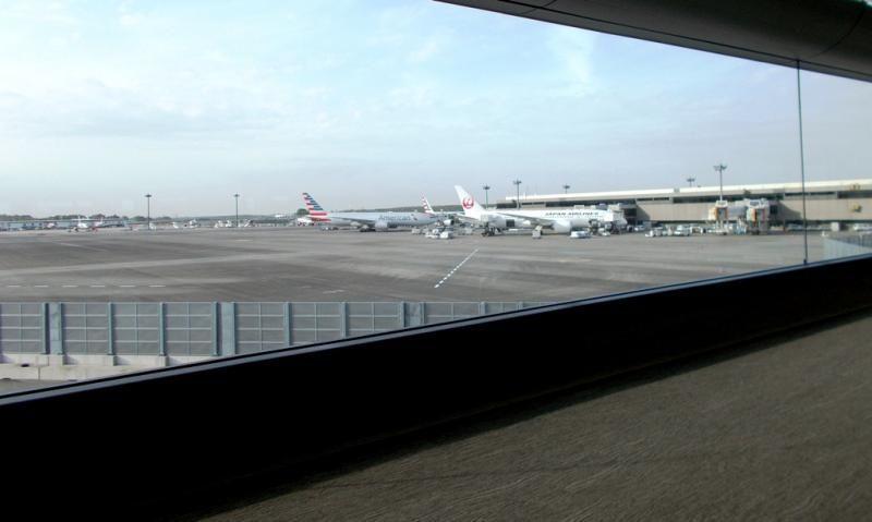 Bandara Narita termasuk bandar udara terbesar di dunia, menghubungkan sejumlah rute internasional dan domestik yang beragam di Asia Pasifik, Eropa dan Amerika (Rina Rahma/dTraveler)