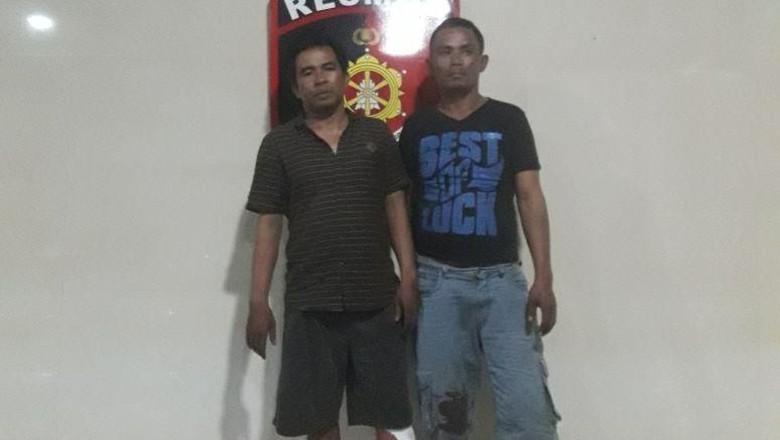 Dua Pencuri Modus Gembos Ban Ditembak Polisi