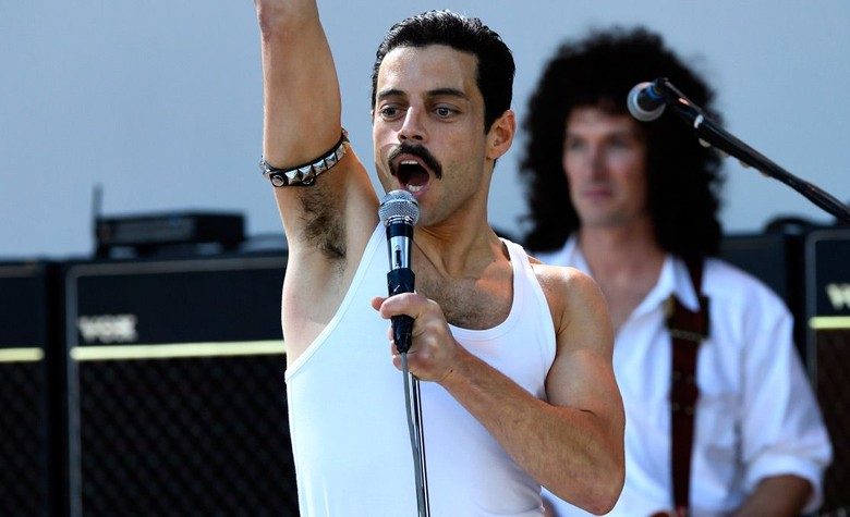 Cuplikan film Bohemian Rhapsody. Foto: Dok. Twentieth Century Fox Film Corporation