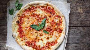 Jadi Kesukaan Timnas Italia, Margherita Disebut Ratu Pizza yang Ikonik