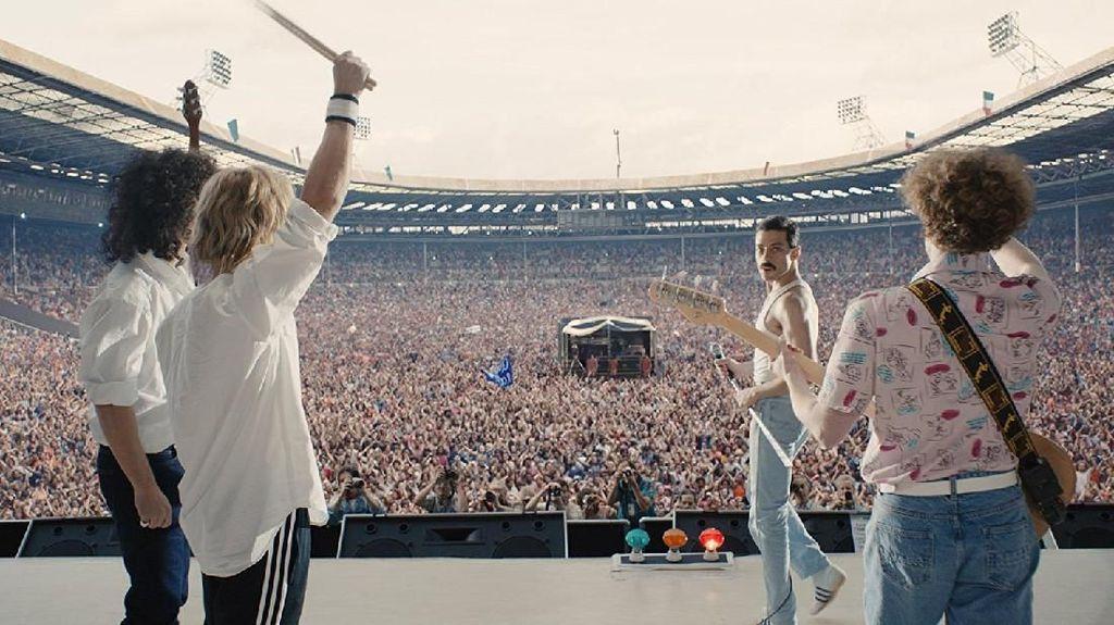 Bohemian Rhapsody Menang Golden Globes, Medsos Terbelah
