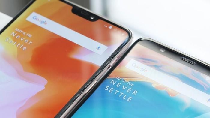 OnePlus 6. Foto: Sina Mobile