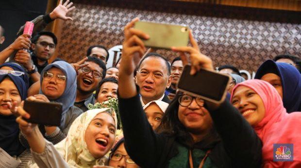 Agus Marto: Bankir, Menteri, Gubernur BI, & Komut 'Palugada'