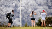 Letusan Gunung Kilauea di Hawai Jadi Tontonan