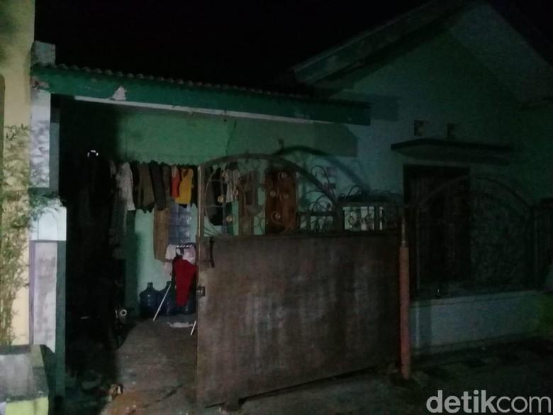 Ini Rumah Terduga Teroris di Probolinggo yang Digerebek Densus 88
