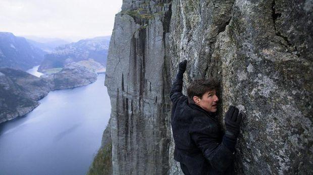 Sekali Lagi, Tom Cruise Menantang Maut