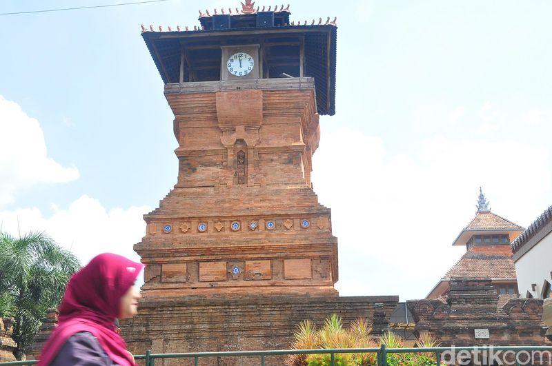Kudus di Jawa Tengah menjadi salah satu destinasi para pemudik (Akrom Hazami/detikTravel)