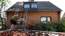 Tornado Langka Terjang Jerman, 2 Orang Luka