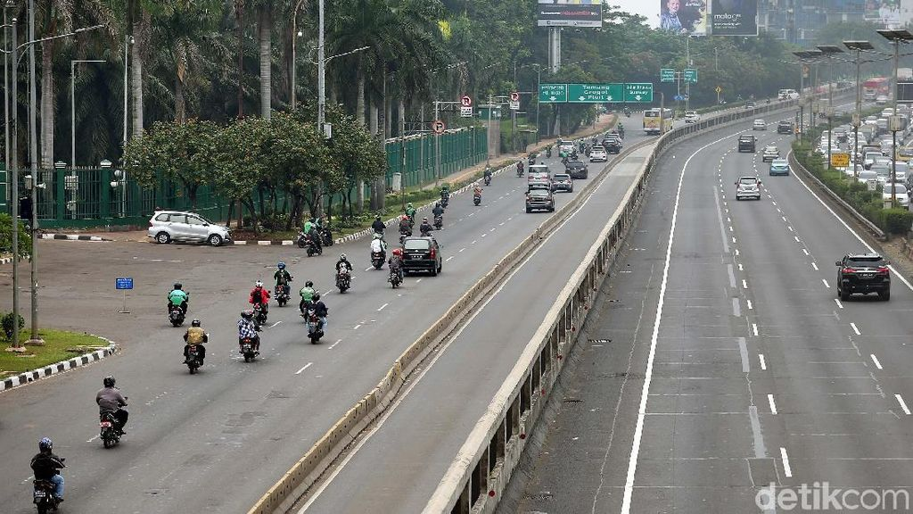 Jam Berapa Buka Tutup Tol Dalam Kota Saat Asian Games?