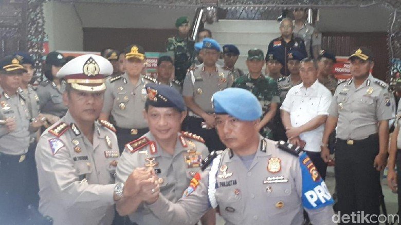 Ada 8 Orang Ditangkap Pascapenyerangan Polda Riau