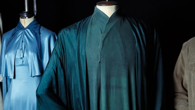 Jubah Lord Voldemort (Warner Brothers Studio Tour London)