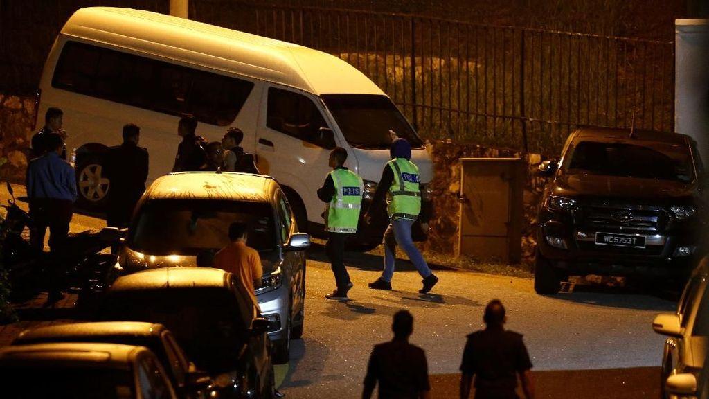 Video Penggeledahan Rumah Najib Razak