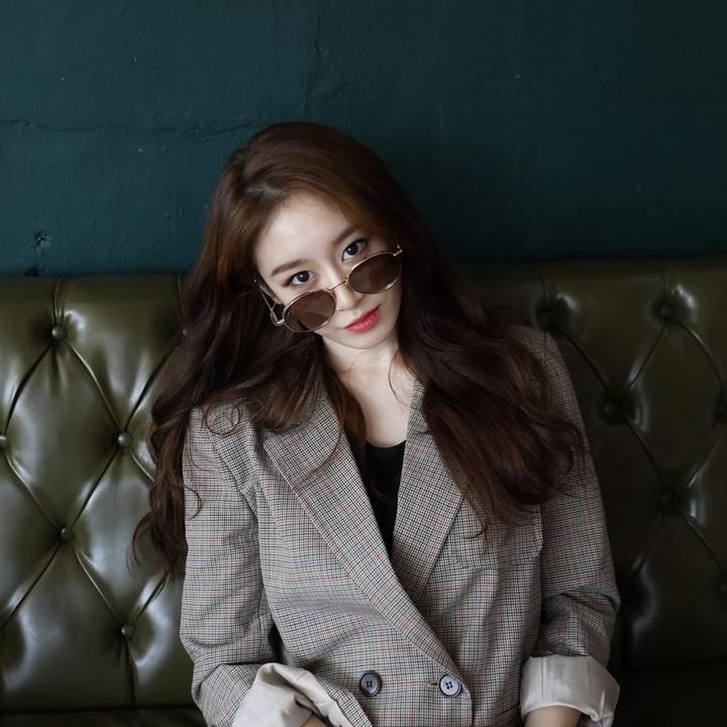 Jiyeon T-Ara Resmi Gabung Manajemen China