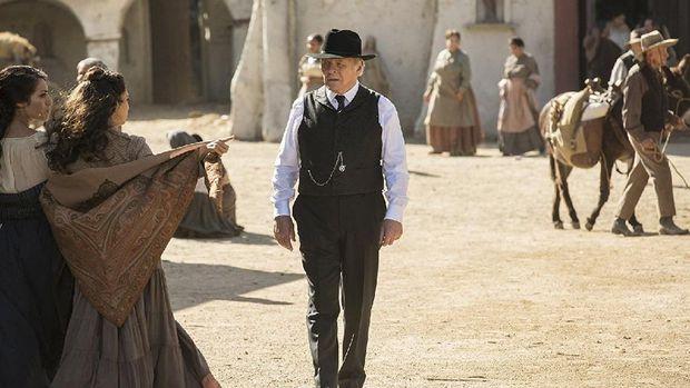 Menjejak ke Dunia Rekayasa 'Westworld'
