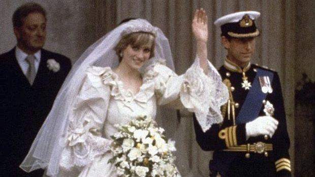 Pangeran Charles dan Putri Diana menikah di tahun yang sama ketika Liverpool juara Liga Champions pada 1981.