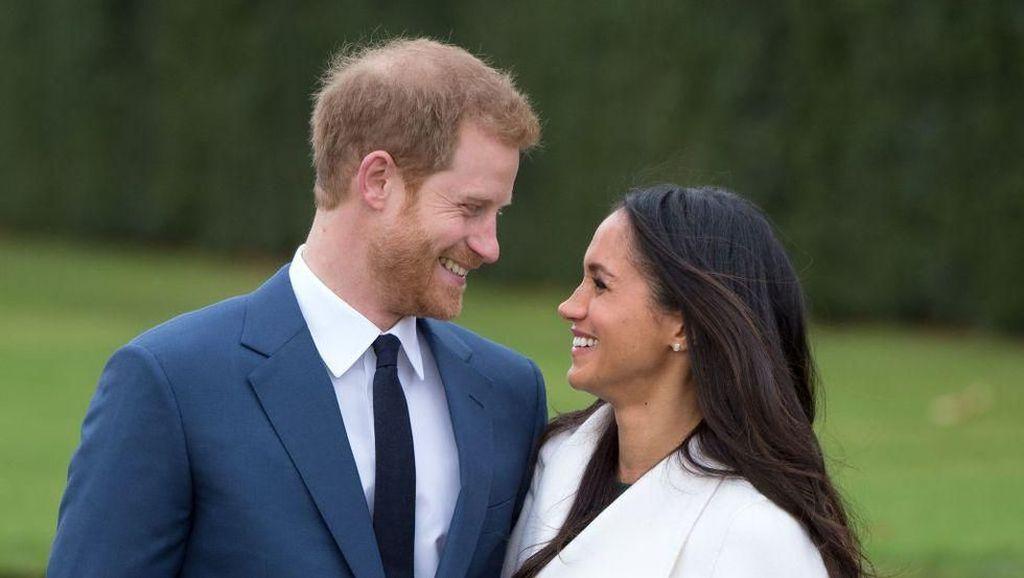 Dibuat dari Bahan Organik, Ini Sajian Istimewa di Pesta Pernikahan Pangeran Harry dan Meghan Markle