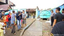 Duh Teganya! Bayi Perempuan Dibuang di Bak Sampah di Jepara