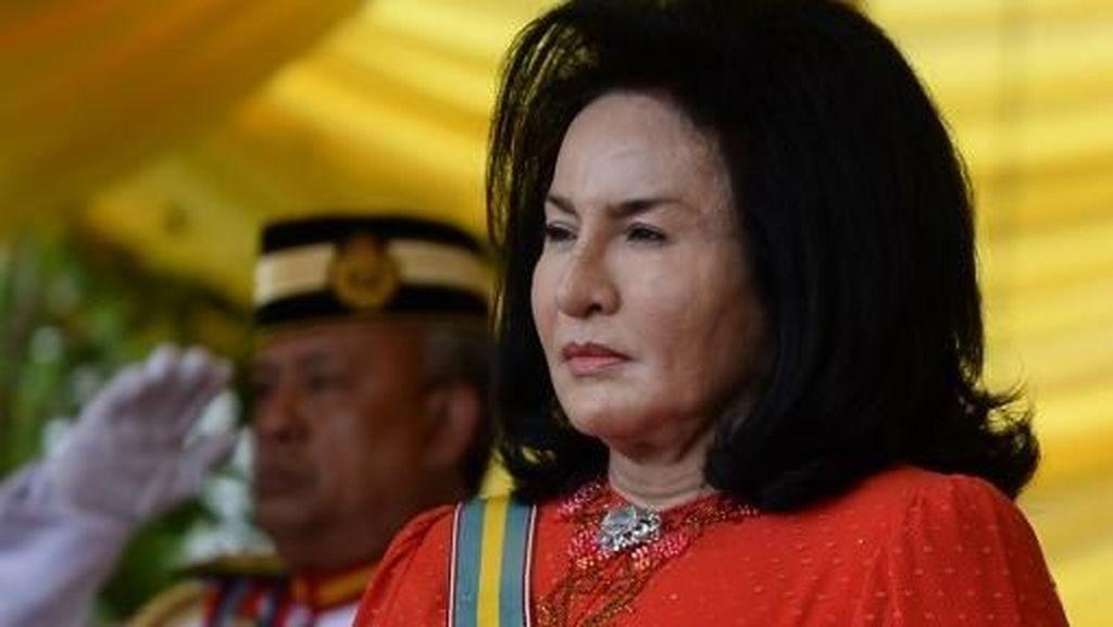 Suami Dituduh Korupsi, Istri Eks PM Malaysia Dicibir Kebanyakan Oplas
