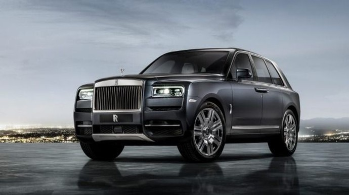 Potret SUV Mewah dari Rolls-Royce