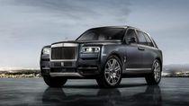 Pajak Jadi Kendala Rolls-Royce di Indonesia