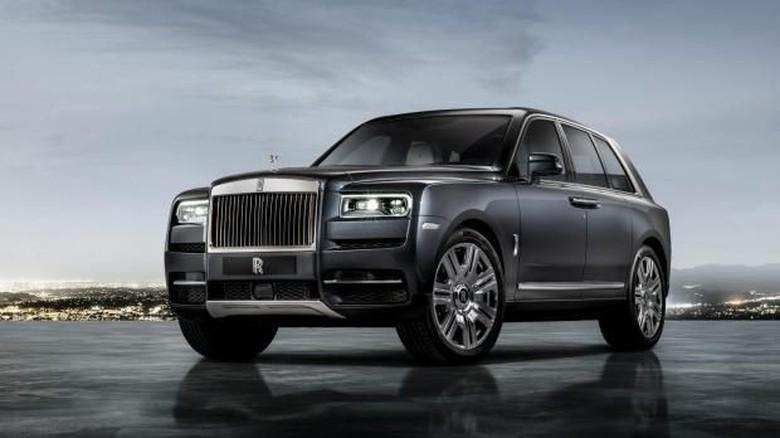 Ini dia Calon SUV termewah di dunia. Foto: Rolls-Royce