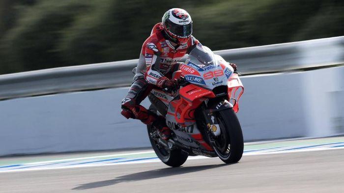 Jorge Lorenzo bertekad bangkit di MotoGP Prancis (Foto: Mirco Lazzari gp/Getty Images)