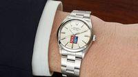 Wah, Jam Tangan Rolex Antik Seri Domino's Ini Dijual Rp 70 Juta!