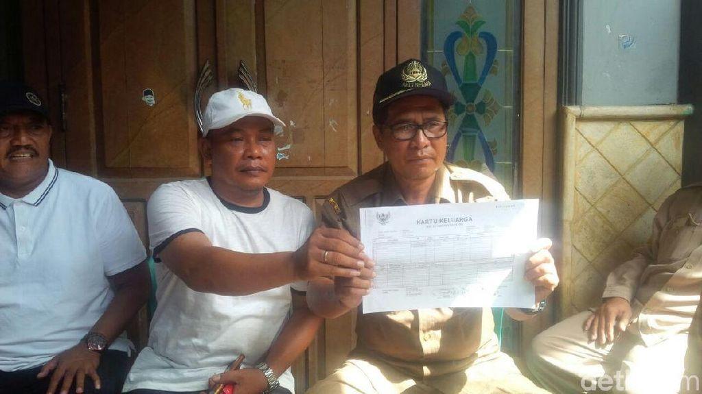 Orang Tua Bomber Wanita di GKI Menutup Diri dan Bungkam