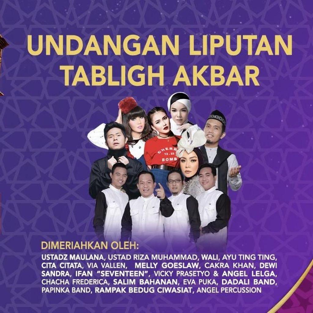 Tausiah Ustad Maulana hingga Bocah Ngapa Yak! dari Wali Band