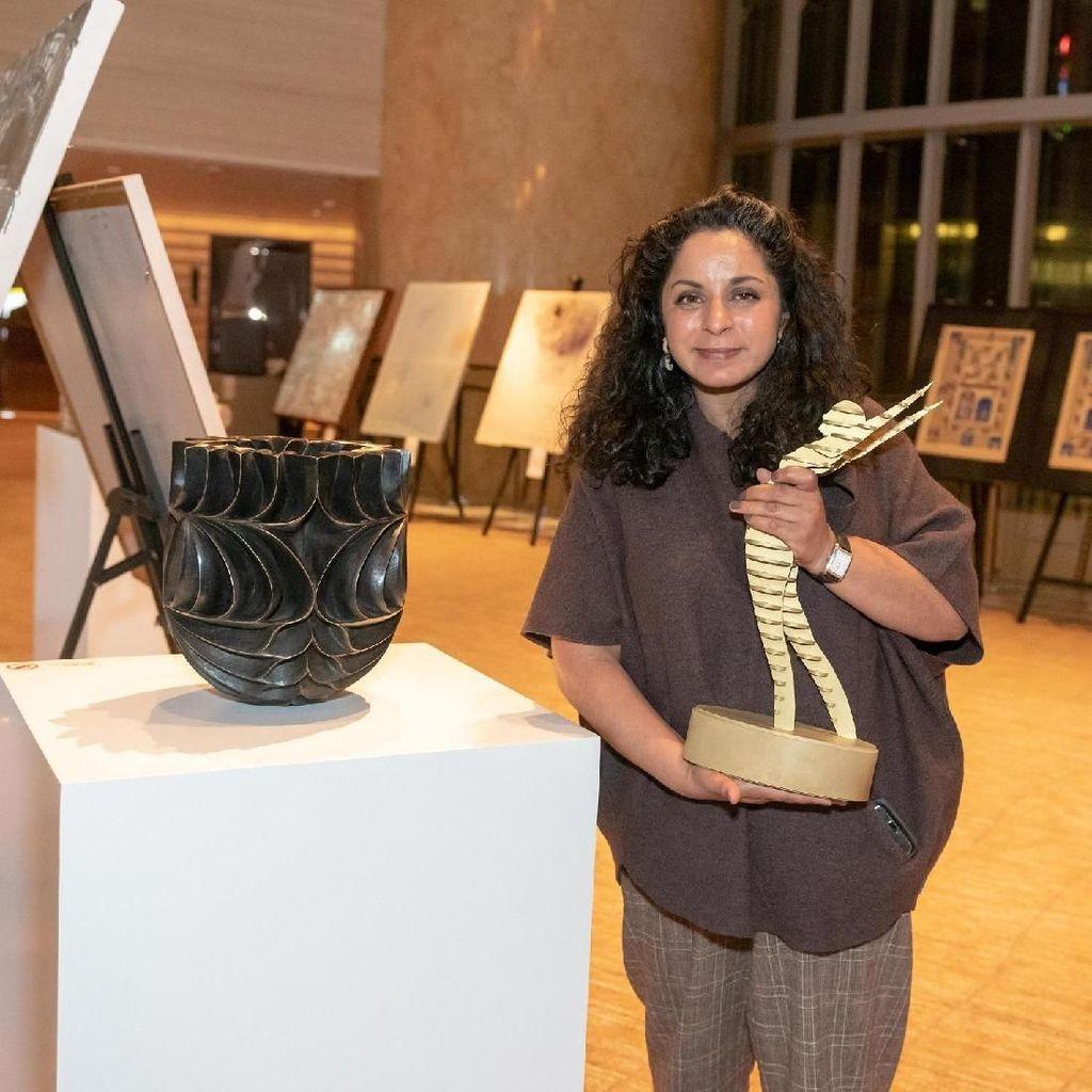 Seniman Pakistan Raih Penghargaan Seni Kontemporer Terpopuler di Asia