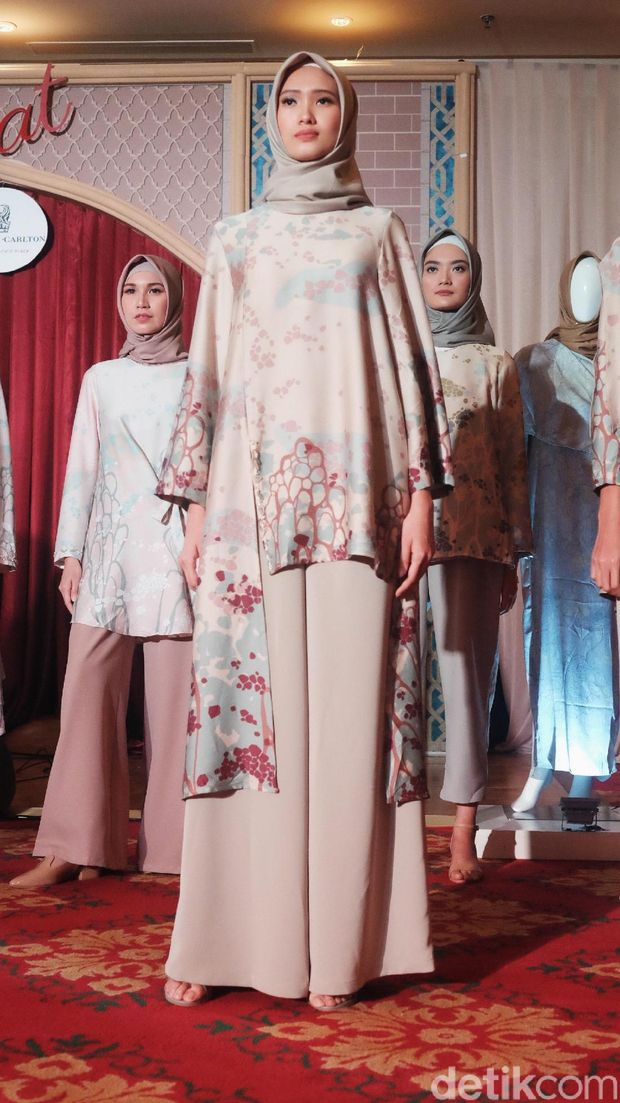 Koleksi busana Ramadan dan Lebaran 2018 dari KAMI.