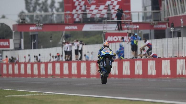 Jelang MotoGP Prancis, Suzuki Tambah Kontrak Alex Rins