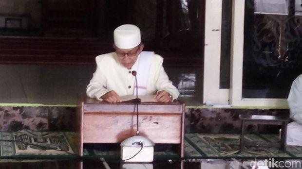 Tiap Ramadan Ponpes Mengaji Kitab Karya Syeh Haji Ahmad Rifai