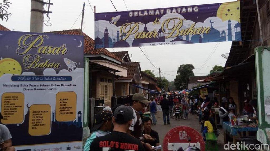 Berburu Menu Buka Puasa di Pasar Bukan Suruh Semarang