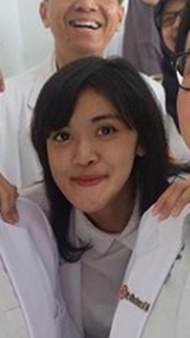 Dokter Sitha Maharani yang tangani korban bom gereja di Surabaya.