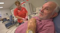 Darah unik James Harrison telah selamatkan lebih dari 2,4 juta bayi Australia.