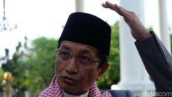 Imam Besar Istiqlal Imbau Warga Rukun Kembali Pascapencoblosan