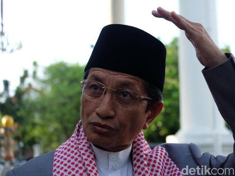 Imam Istiqlal Tanya Calon Hakim Agung soal Pernikahan Pemeluk Ahmadiyah
