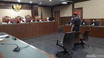 Abun Penyuap Bupati Rita Dihukum 3,5 Tahun Bui