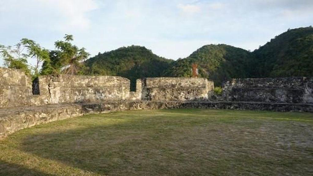 Benteng dari Campuran Putih Telur di Gorontalo