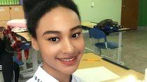 Terpesona Kecantikan Unik Model Wanita Keturunan Afrika Pertama di Korea