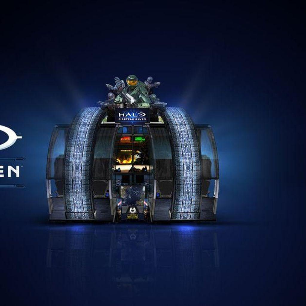 Game Halo Terbaru Diluncurkan Untuk Arcade