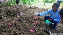 Pemakaman 3 Jenazah Bomber Rusunawa Tak Dihadiri Keluarga