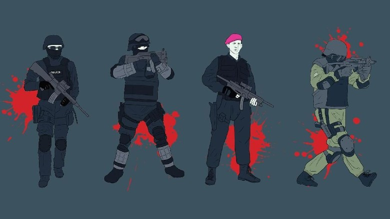 Aksi Teror dan Efek Dominonya
