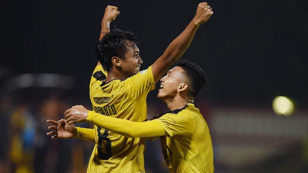 Menang Tipis, Bhayangkara FC Akui Sulitnya Kalahkan Mitra Kukar