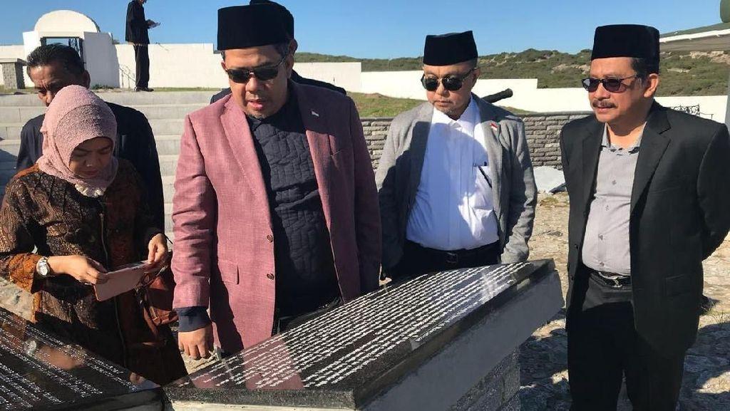 Perkuat Hubungan Diplomatik, DPR Kunjungi Afrika Selatan